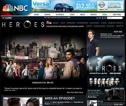 """TV-Serie """"Heroes"""": Viel unheilschwangere Atmosphäre"""