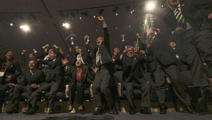Olympia 2016: Jubel in Rio, Pleite für Obama