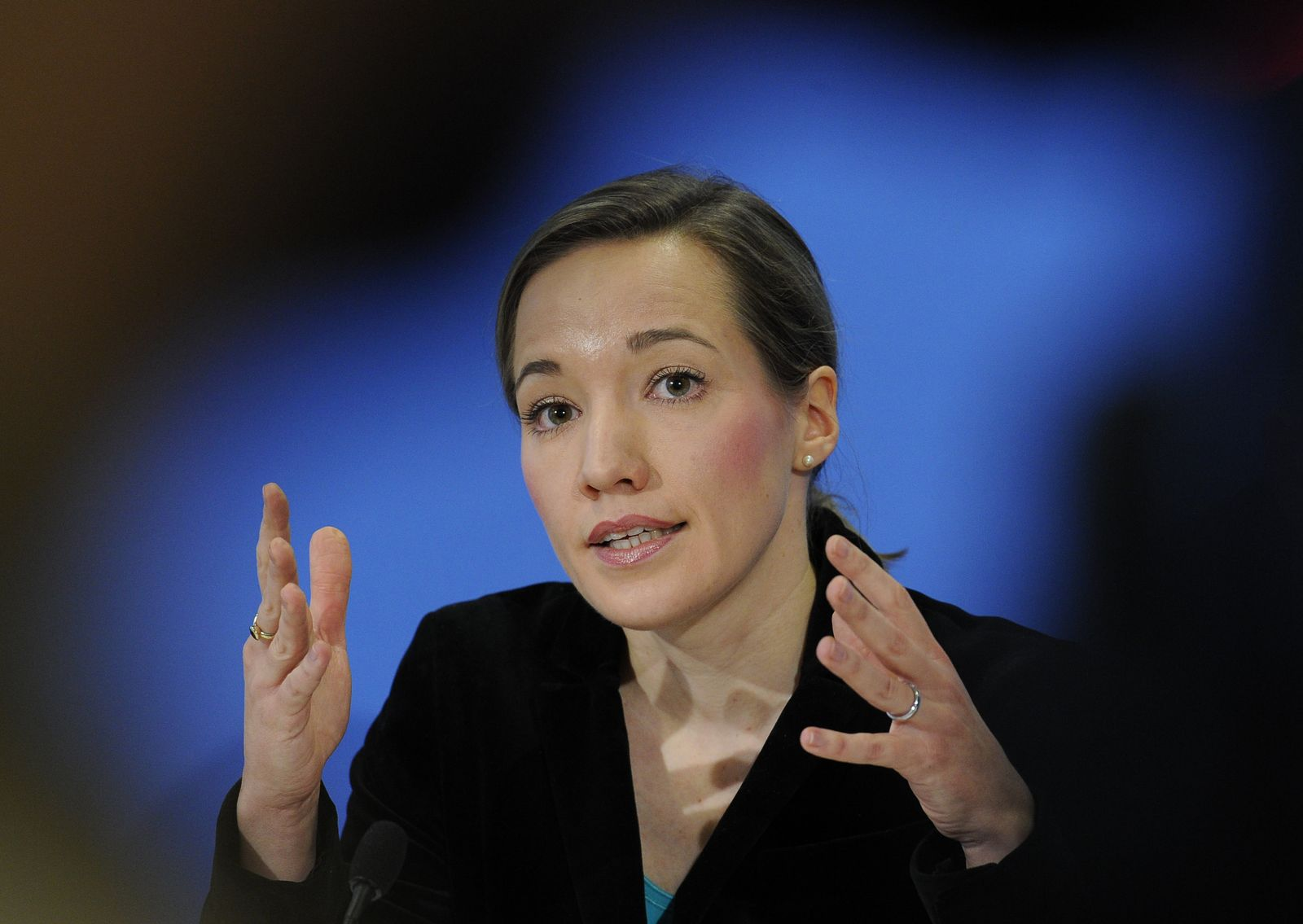 Unicef-PK mit Ministerin Köhler