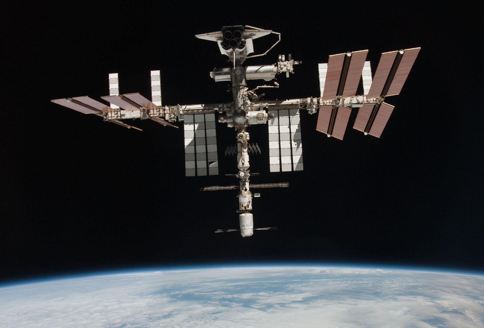 Raumstation ISS / NASA / Sojus