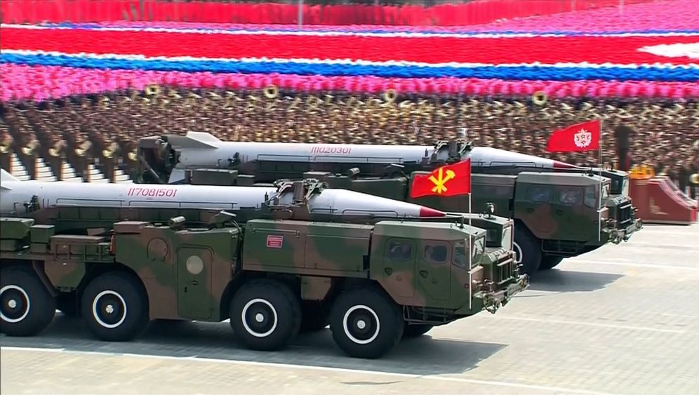 Nordkorea: Kims rätselhafte Waffen
