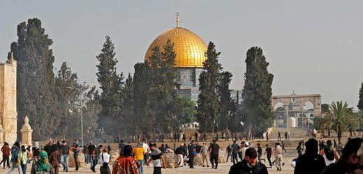 Konflikt in Jerusalem: »Ich weiß nicht, wohin ich sonst gehen soll«