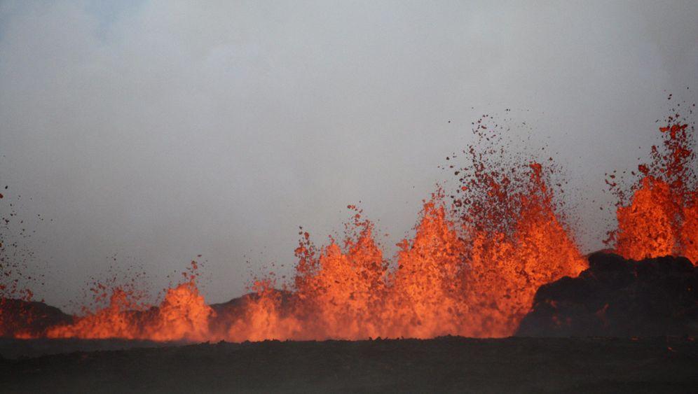 Zehn Trips zu Vulkanen: Cocktail mit Feuerwalze
