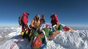 Wer es auf den Everest-Gipfel schafft