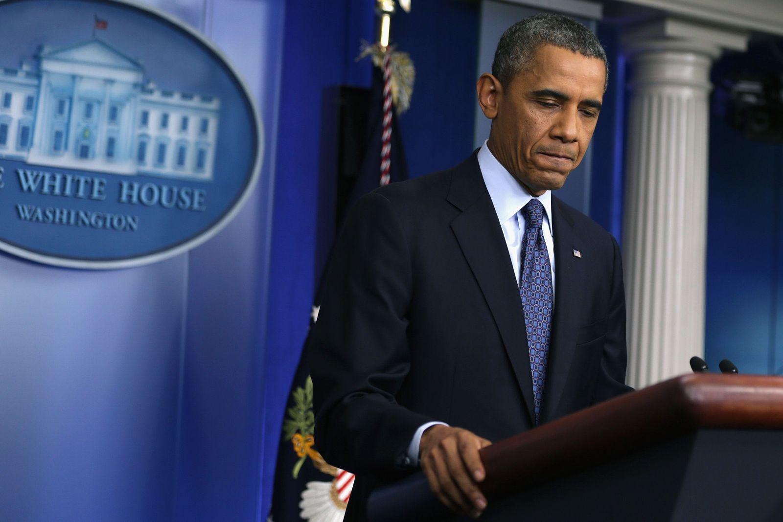 Shutdown/ Obama