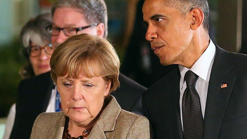 Kanzlerin Merkel: Geringe Erwartungen an Gespräch mit Putin