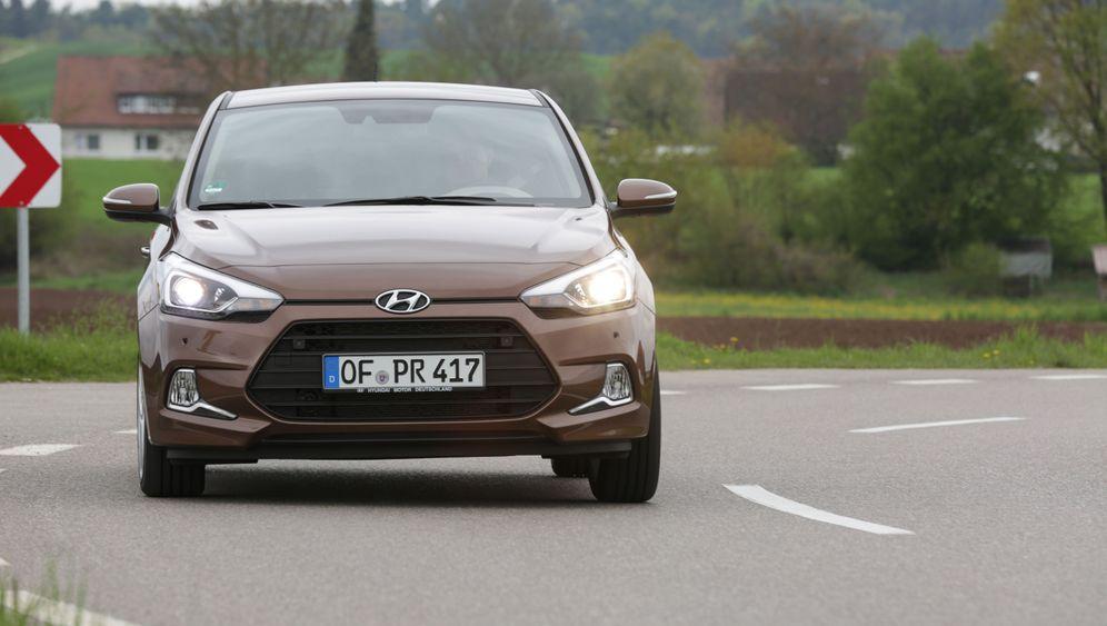 Autogramm Hyundai i20 Coupé: Kleiner, feiner, teurer