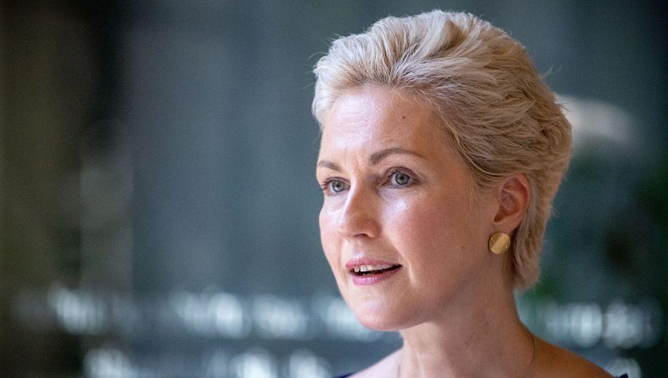 """Ministerpräsidentin Manuela Schwesig: """"Ich kann die Kritik der Kollegen Söder und Kretschmann nicht nachvollziehen"""""""