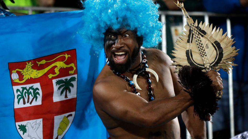 Fidschi-Fan