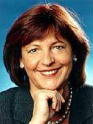 Ulla Schmidt arbeitete in den siebziger Jahren als Kellnerin