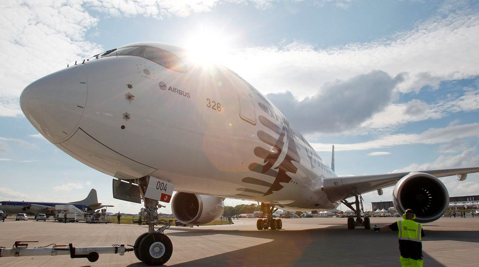 Airbus A350 (in Berlin): Emirates storniert komplette Bestellung