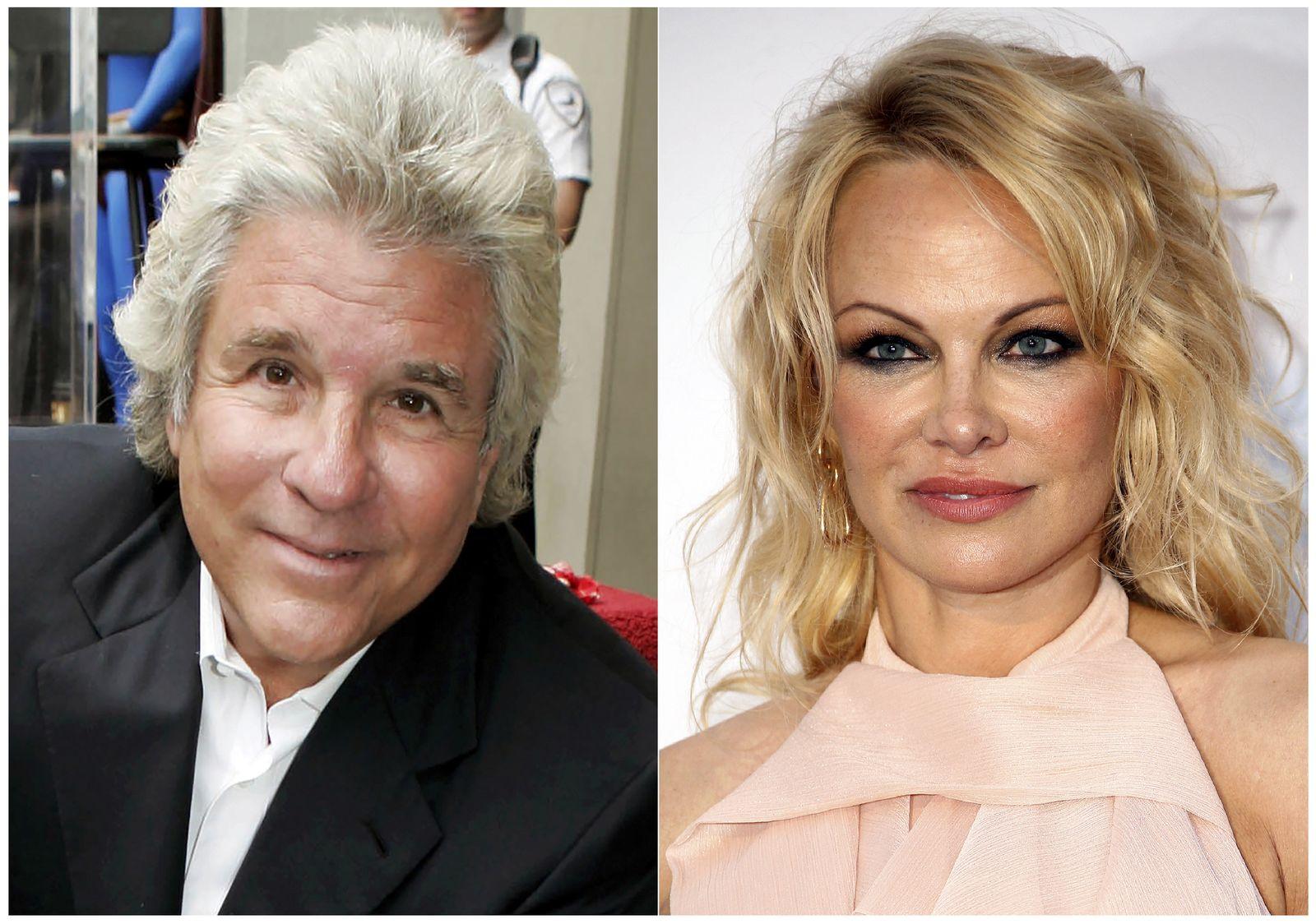 Pamela Anderson und Jon Peters haben geheiratet