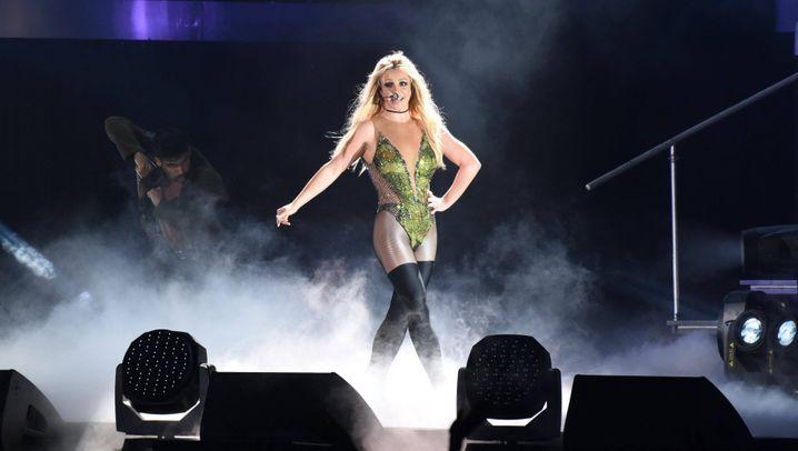 Britney Spears: Ein Bild von einer Frau