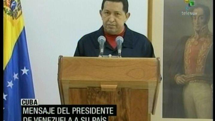 Venezuela: Der kranke Präsident