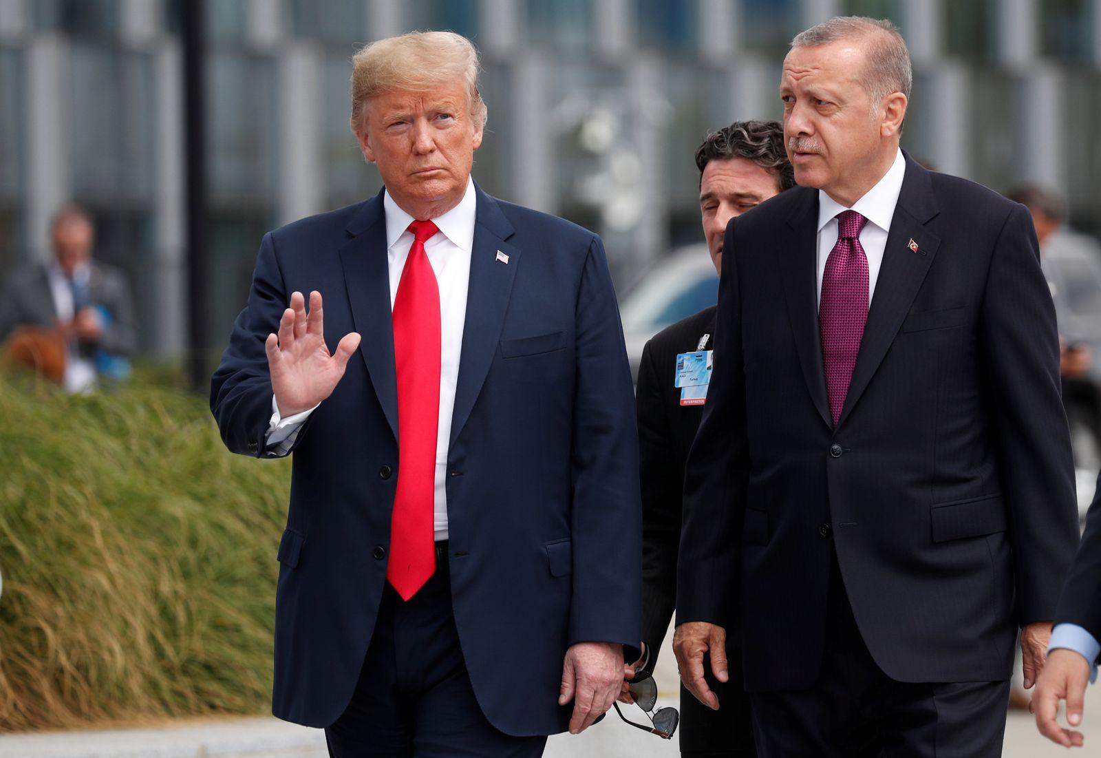 Trump / Erdogan