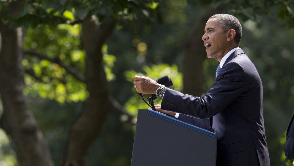 Syrien-Intervention der USA: Obama lässt Kongress entscheiden