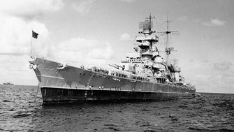 Das Schiff, das die Atombombe überstand