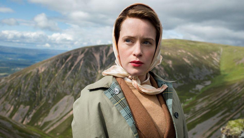 Claire Foy als Queen Elizabeth II.