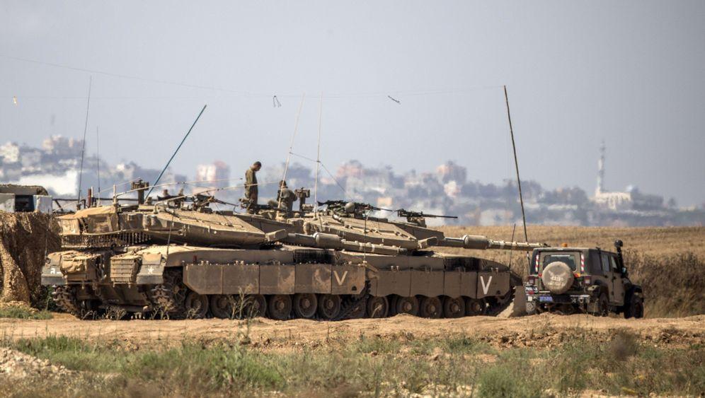 Gaza-Konflikt: Tödliche Grenzregion