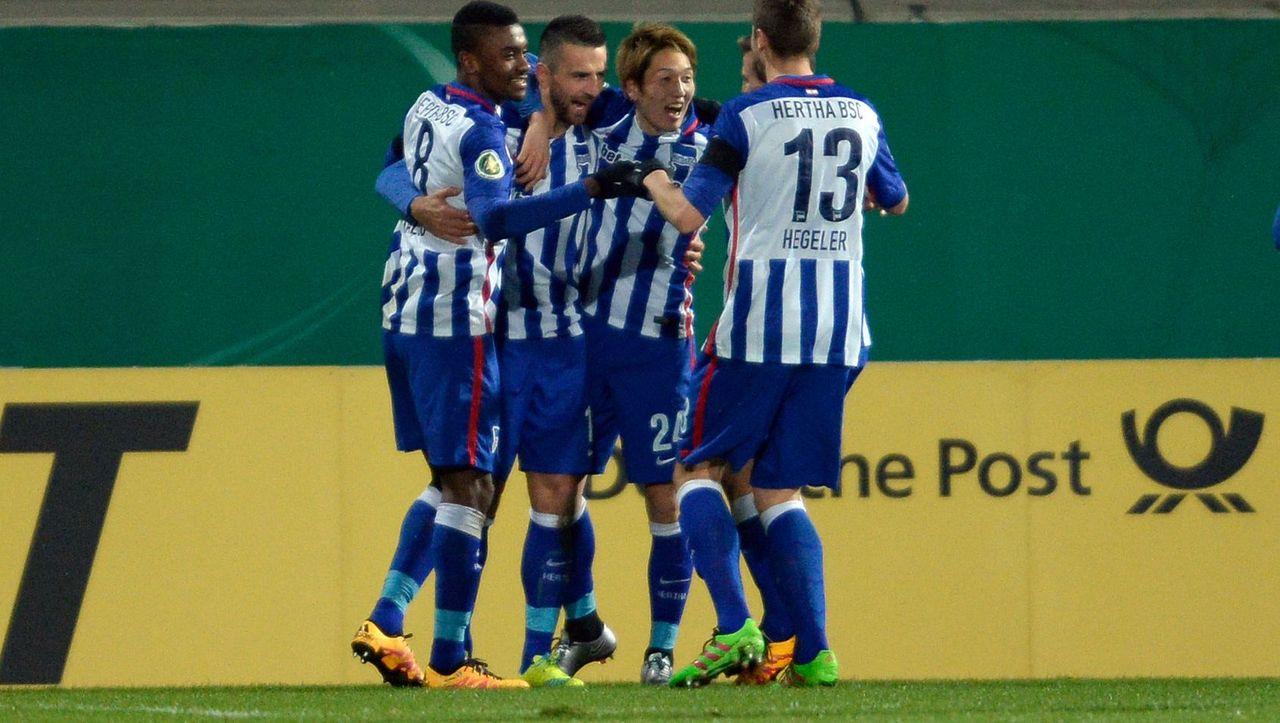 Heidenheim Gegen Hertha