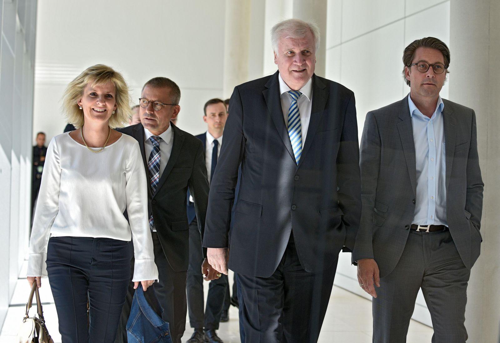 CSU / Seehofer