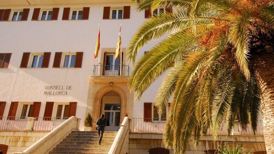 In der Kritik:Institut für soziale Angelegenheiten von Mallorca(undatiertes Archivbild)