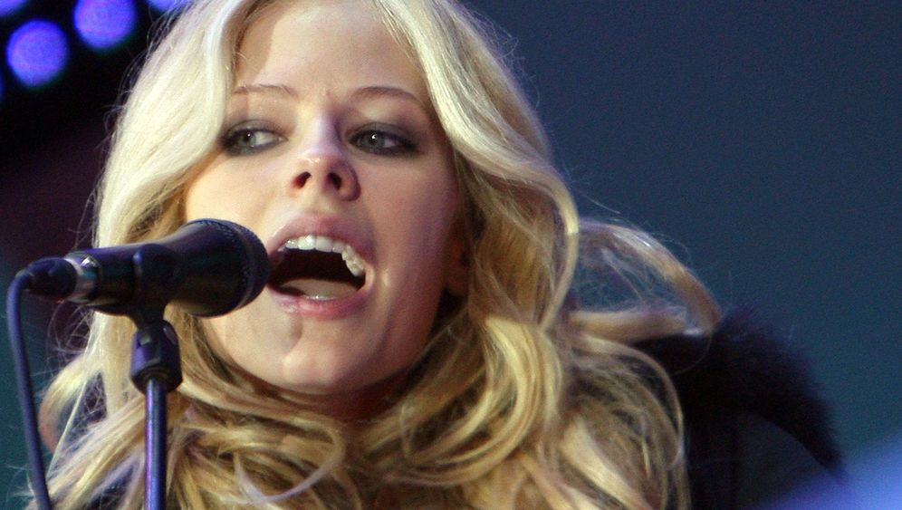 Avril Lavigne: Alles wunderbar