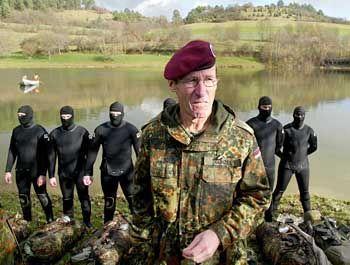 Gefeuert: General Reinhard Günzel