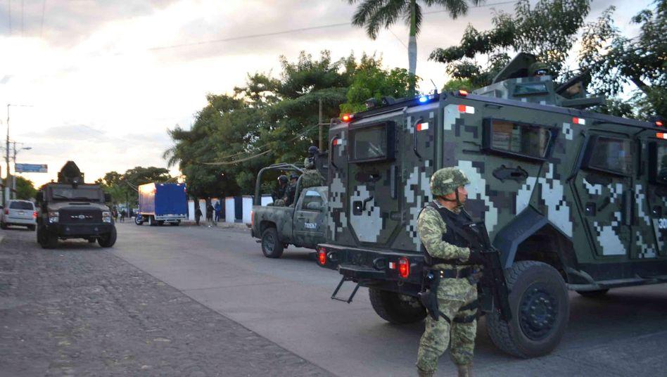 Chef der mexikanischen Tempelritter: Der Drogenboss, der zwei Mal starb