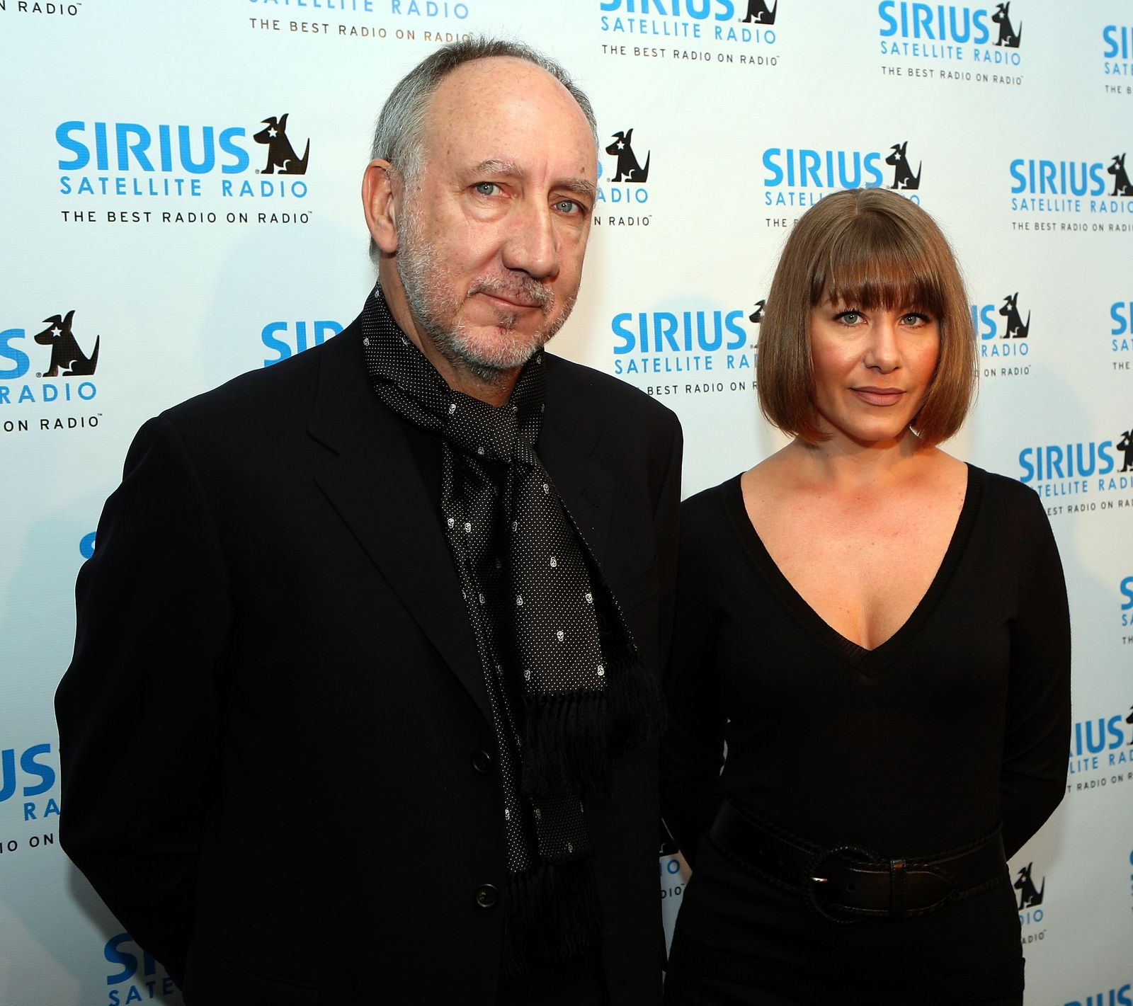 Pete Townshend - The Who Makes A Special Appearance At Sirius Satellite Radio