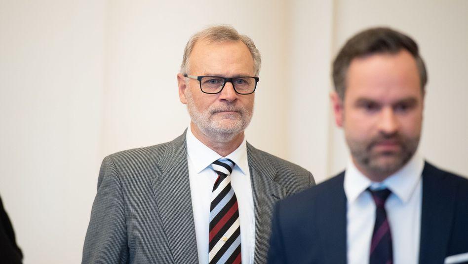 """Prozess gegen SS-Wachmann: """"War es wirklich so schlimm?"""" - """"Nein. Schlimmer"""""""
