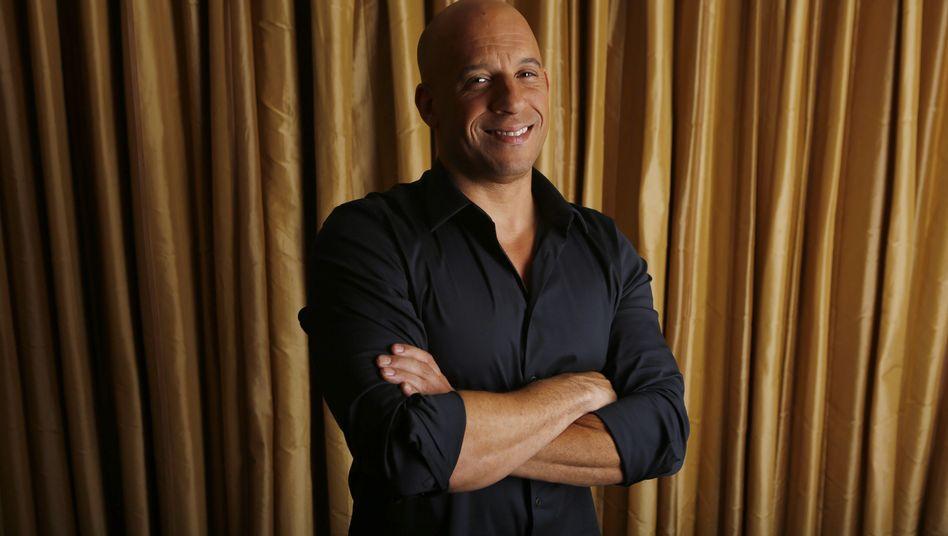 """Schauspieler Vin Diesel: """"Er war im Raum"""""""