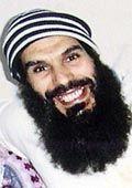 An archive photo of Mohammed El Fazazi.