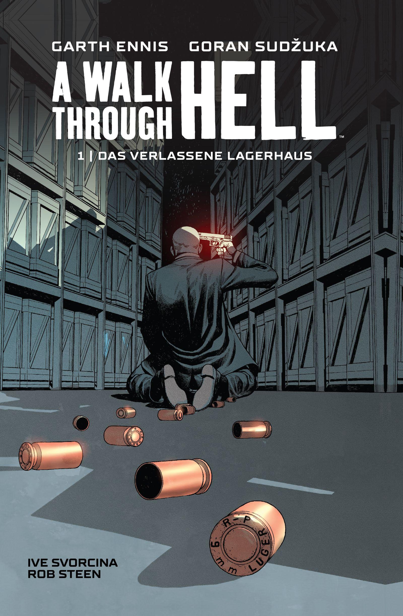 Comics/ Krimi/ Garth Ennis/Goran Sud?uka: A Walk Through Hell