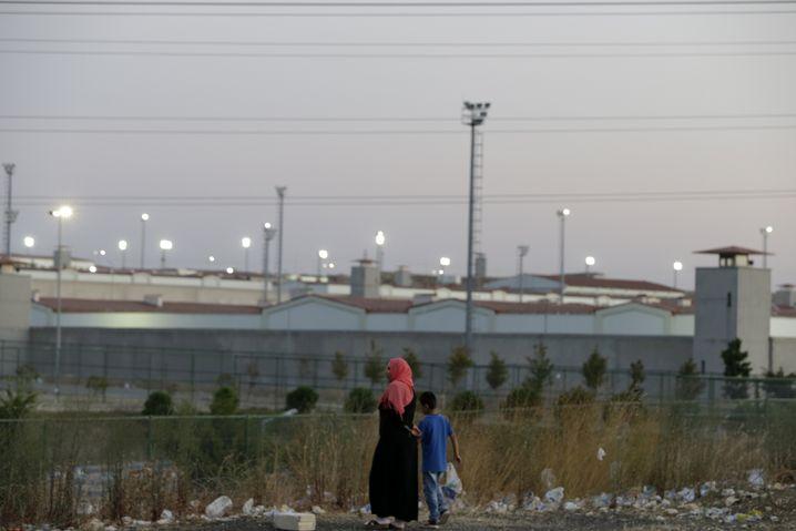 Gefängnis in Silivri bei Istanbul: Die Regierung hält hier ihre schlimmsten Feinde fest