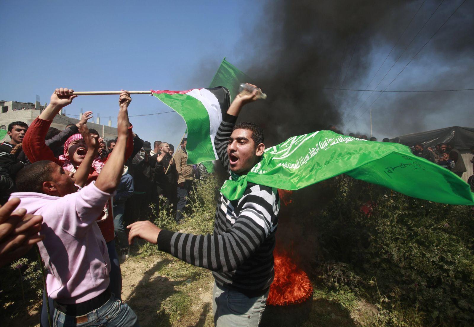 Proteste / Palästina / Israel