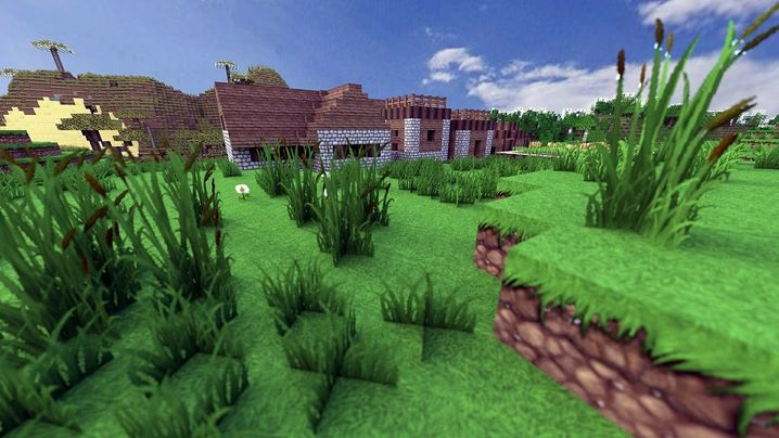»Minecraft«: Ein gutes Spiel für Kinder und Erwachsene