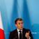 Macron pocht auf Europas eigenständige Verteidigung