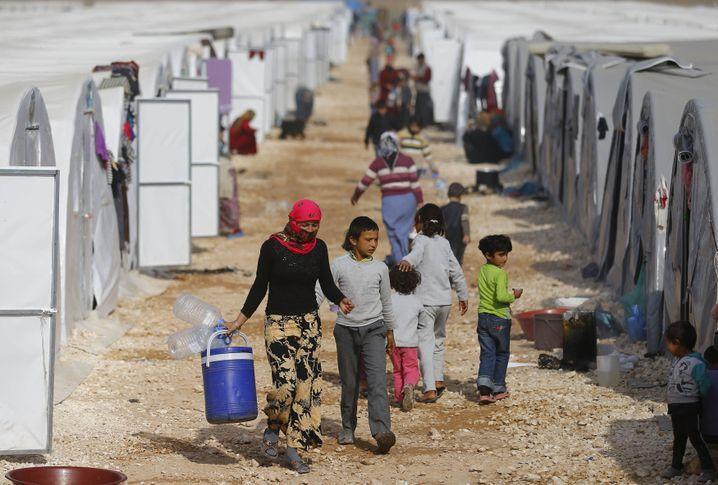 Die Türkei hat mehr Flüchtlinge aufgenommen als jedes andere Land