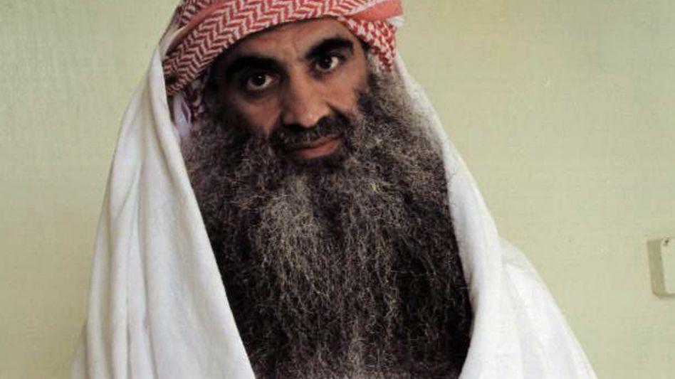 Chalid Scheich Mohammed: Ihm soll in New York der Prozess gemacht werden