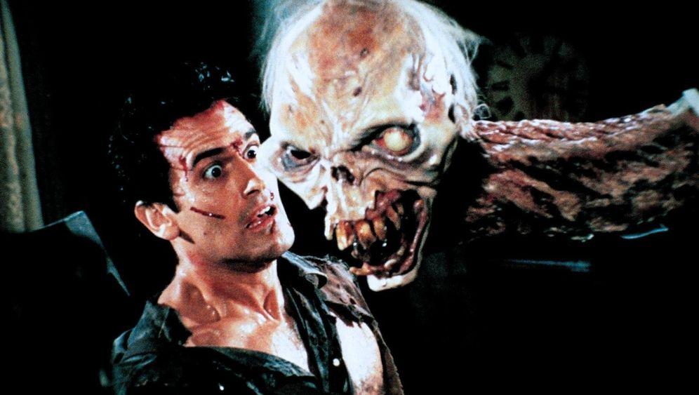 Horrorfilm-Effekte: Einmal Blutsuppe, bitte!