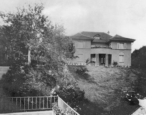 Griesinger-Villa in Stuttgart