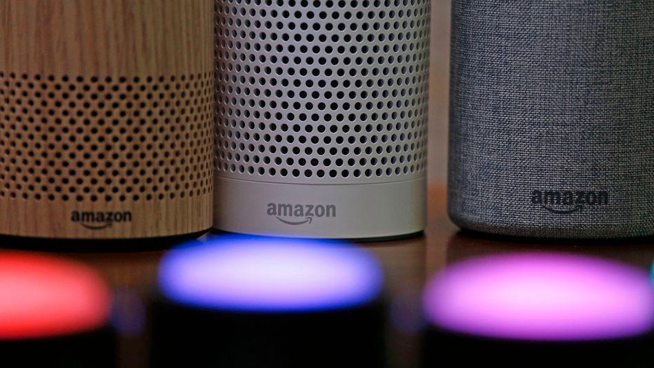 Echo-Lautsprecher von Amazon