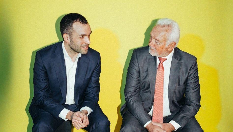 "Parteifreunde Kuhle, Kubicki am 9. März:""Konstantin wägt lieber ab"""
