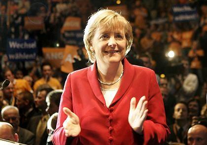 Merkel im Wahlkampf: Warnschüsse überhört
