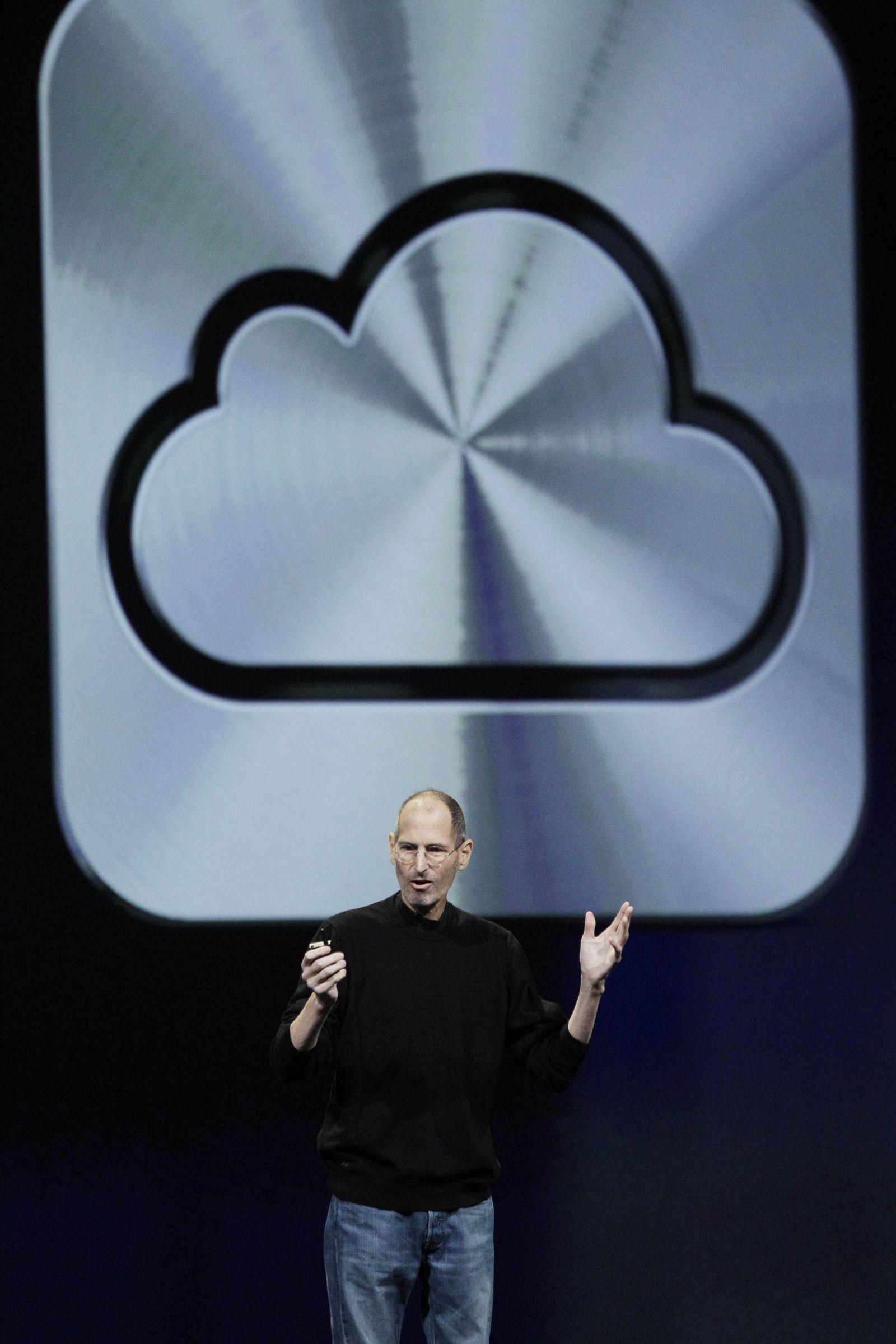 NICHT VERWENDEN Apple iCloud