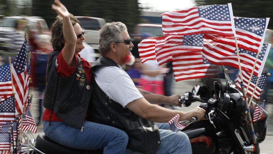 Feier zum Independence Day in Alaska: Deutsche verlieren Vertrauen