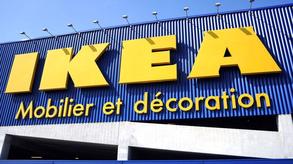 Ikea-Filiale in Frankreich: Privatsphäre verletzt
