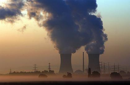 Atomkraftwerk in Unterfranken: Der Zusammenhang von Wohnort und Krankheit sei signifikant, so das Studienergebnis