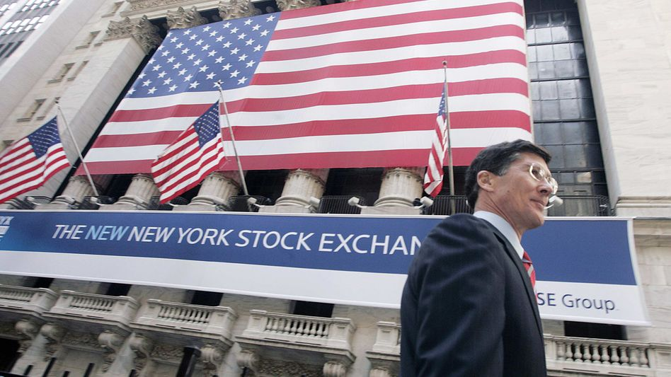 US-Börse in New York: Schutzmaßnahmen gegen massenhafte Panikverkäufe